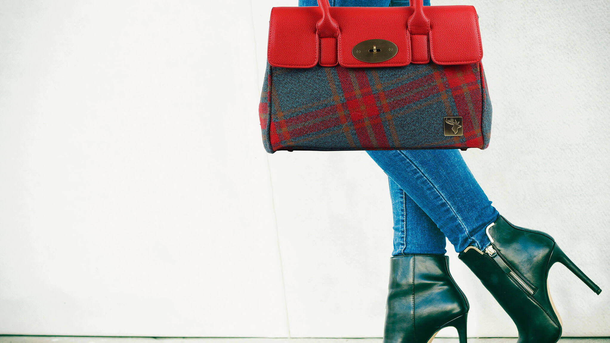 Tweed Bags, Handbag
